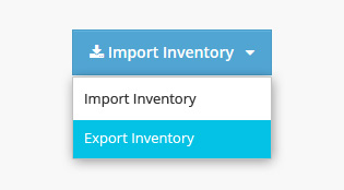 Import or Export Product Catalogue
